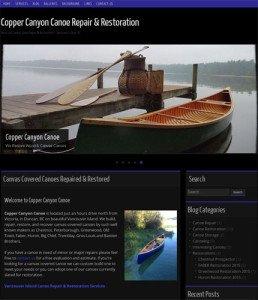 Copper Canyon Canoe